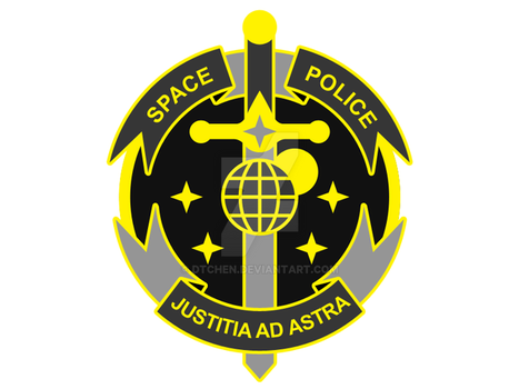 Space Police by dtchen
