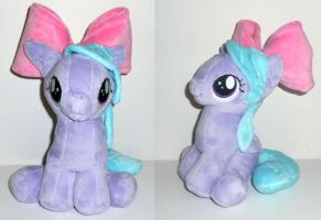Filly Flitter Plushie for Sale by Sophillia