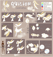 Specie GUIDELINE : QUILION - Closed Species by Piffi-sisters