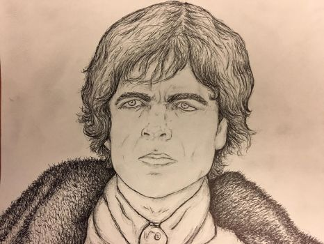 Tyrion Lannister (Peter Dinklage) Game of Thrones  by conwaysuccess