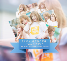 [PACK RENDER #5] PNGS HANI EXID by RinYHEnt