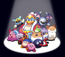 Star Allies by SonicKnight007