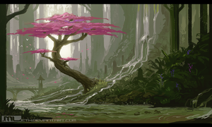 Tree of Life by MLeth