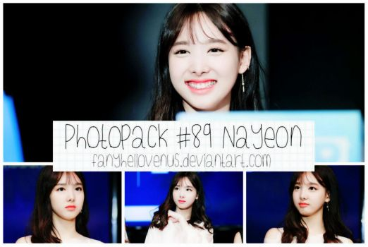 Photopack #89 NAYEON 45P by fanyhellovenus