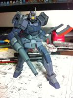 1/144 scale Shaldoll Rouge from Gundam AGE 3/3 by BazSg
