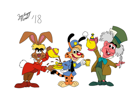 A Very Merry Unbirthday to Bonkers! by ZacharyNoah92