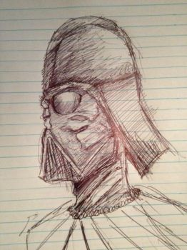 Darth Vader by TheIronLady4595