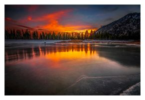 Thin Ice by EtherealSceneries