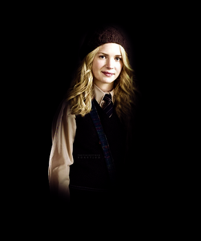 Britt Robertson as Ravenclaw by PoketJud