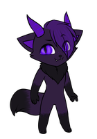 Little Monster adopt OTA by RoseandherThorns