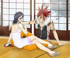Bleach - The Summers Day by Marshu