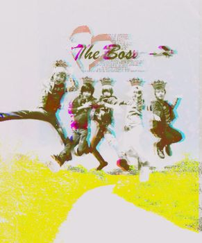 THE BOSS BAND 006 by 1mona1