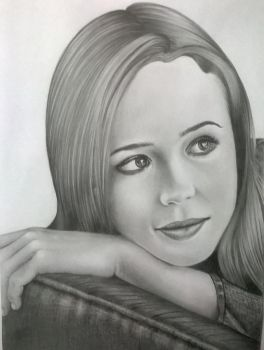 Ellen Page by costage