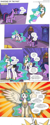 MLP:FiM - Shadows of the Past #29 by PerfectBlue97