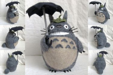 Totoro by ToodlesTeam