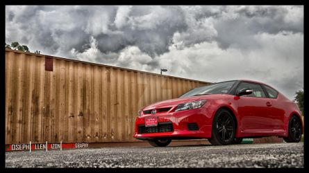 Scion tC Release Series 8.0 (RS 8.0) #0031 of 2000 by enob-x
