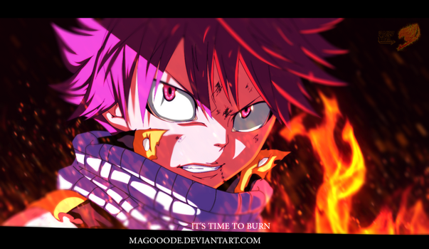 It's Time To Burn ! by Magooode