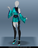 (closed) Outfit Adopt 678 by CherrysDesigns