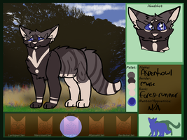 Aspenhowl|| SGC Application|| Slight WIP? by Sharks-InTheWoods