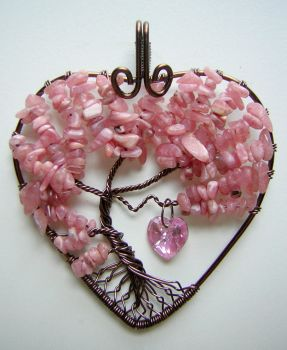 Love *SOLD* by RachaelsWireGarden