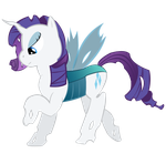 Changeling Rarity by Rarity6195