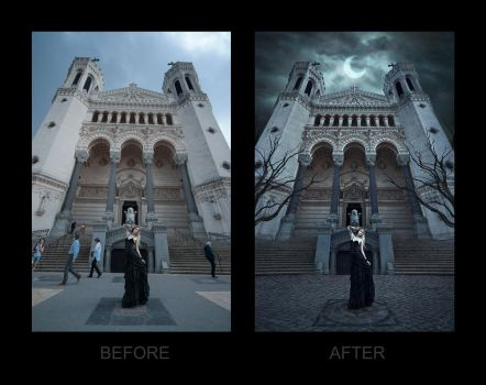 Before After by Jesse-Gourgeon