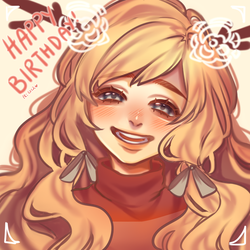 Happy Birthday! by nouriesse