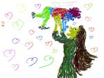 18 April 2015 Mothers Day by sumangal16