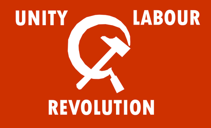 Ronastre Revolutionary Banner by Party9999999