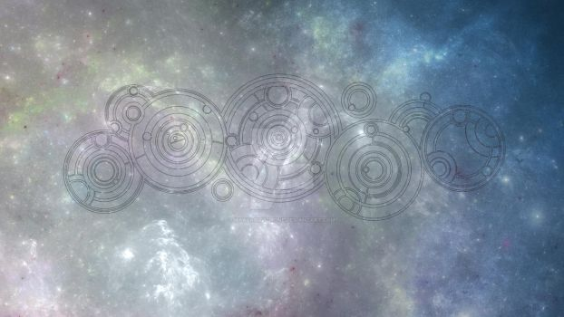 Doctor Who wallpaper by Margarita-Mone