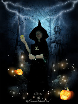 Witch Play by Rosirika