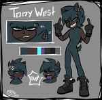Tony West by corpsecoffin