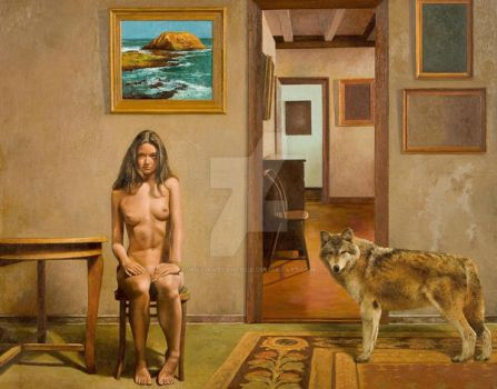 NUDE by williamstanfield