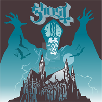 Ghost Opus Eponymous artwork (Remake by Yzk-Corp) by Yzk-Corp