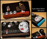 Super Mario World 3DS sleeve by eternalrequiem