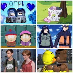 Which OTP Belongs To Whom?  by JawsandGumballFan24