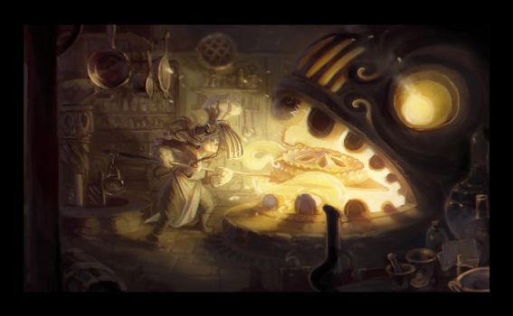 The Bakery by oione