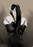 Shadow Gloves by mcah