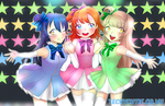 Love Live- First Live! by Techycutie