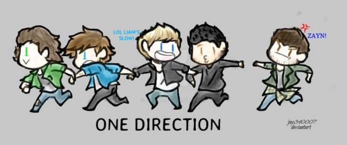 One Direction by jay340007