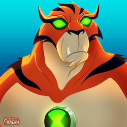 Rath (Ben 10) by VicTycoon