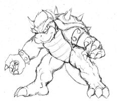 Bowser by Marauder6272