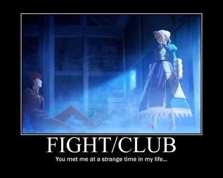 Fight/Club by Corporal-Chaordic