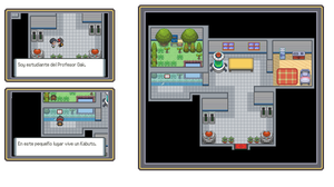 Pokemon Galaxia - Laboratorio by DarkSoul-l