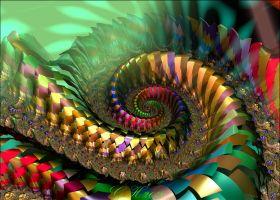 Spiral Art2 by GLO-HE