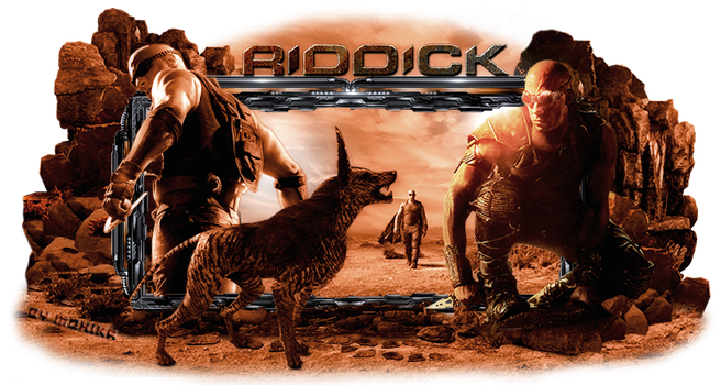 Riddick sign by MonikaC
