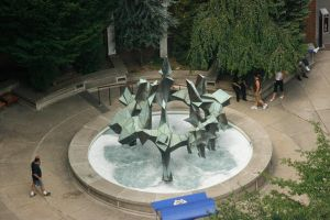 Lancaster Fountain by CageyResources
