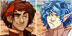 THE BOYS by Dottea