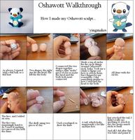 Oshawott Walkthrough by yingmakes