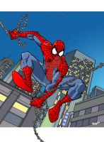 The AMAZING SPIDER-MAN by Chadfuller